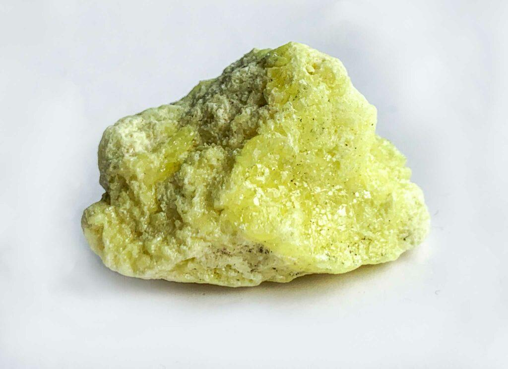 Zwavel, gevaarlijke mineralen, gevaarlijke kristallen